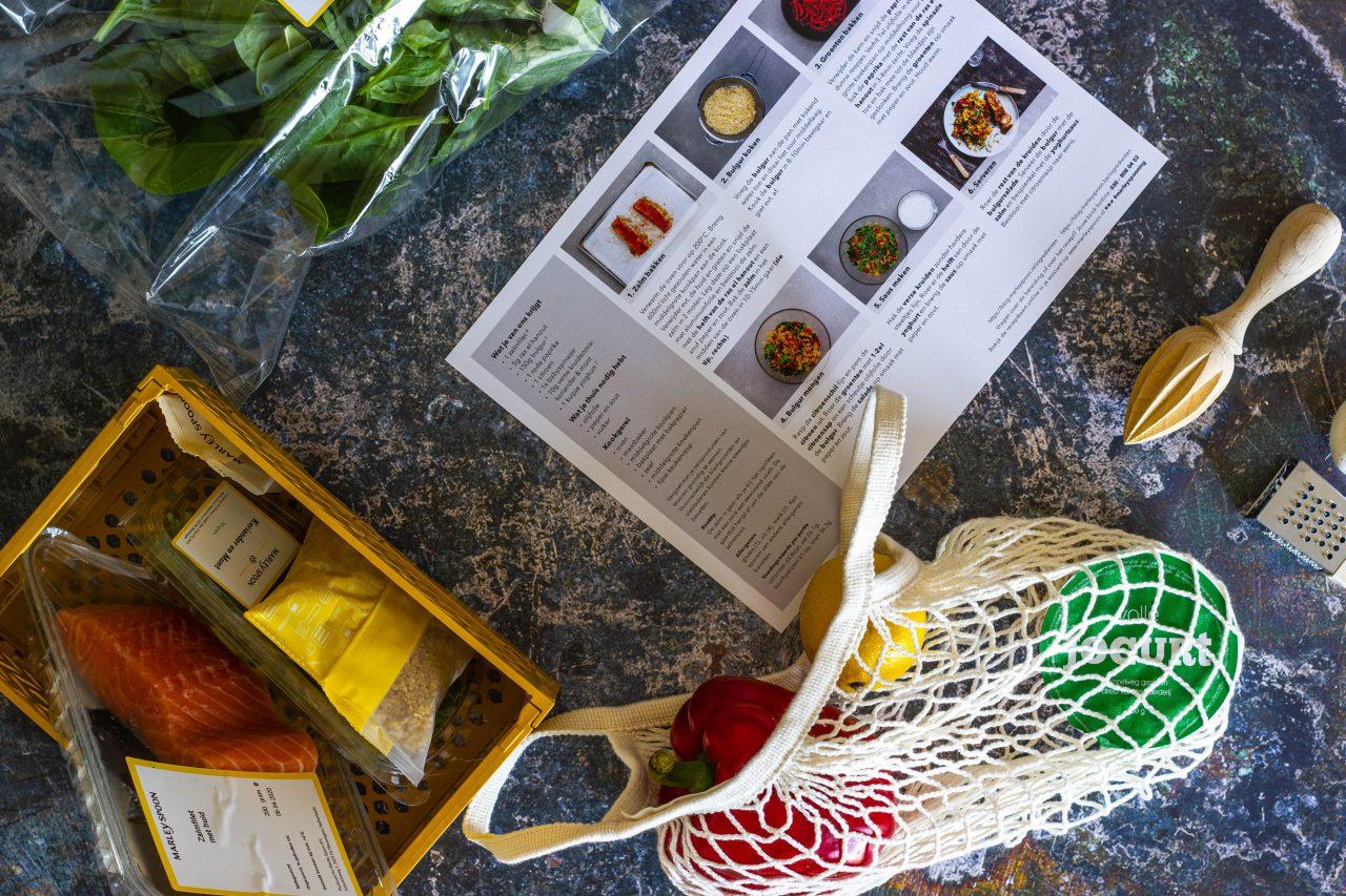 So geht's: Lebensmittel einfach und bequem online bestellen
